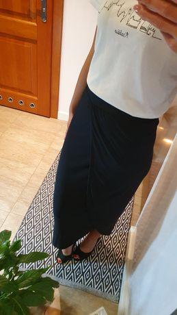 Drapowana spódnica Sisley Rozm. S