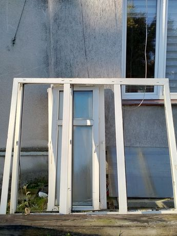 Okna plastikowe i ramy