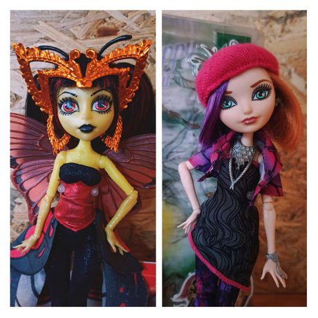 Куклы Монстер Хай & Эвер Афтер Хай — Monster High & Ever After High