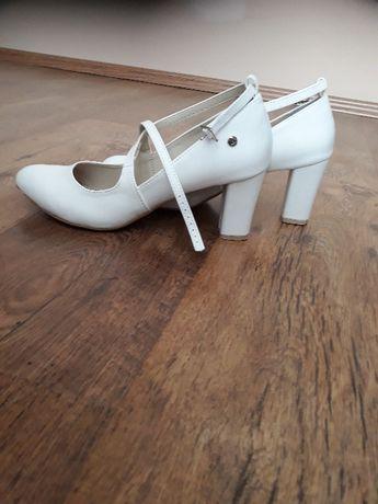 Sprzedam buty ślubne damskie rozmiar 41