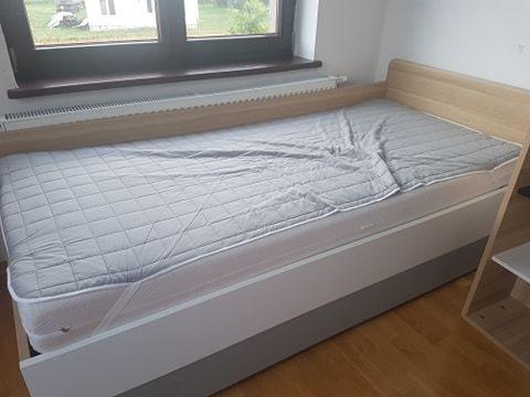 """łóżko młodzieżowe z kolekcji Vox meble """"ENVOLVE"""""""