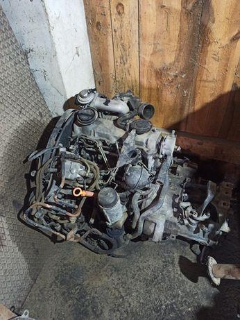 Silnik toledo 1.9 tdi