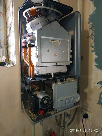 Обслуживание и ремонт котлов и водонагревателей
