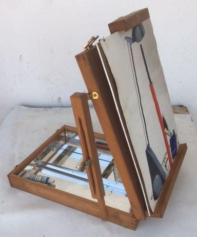 caixa de pinturas