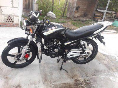 Мотоцикл пантера