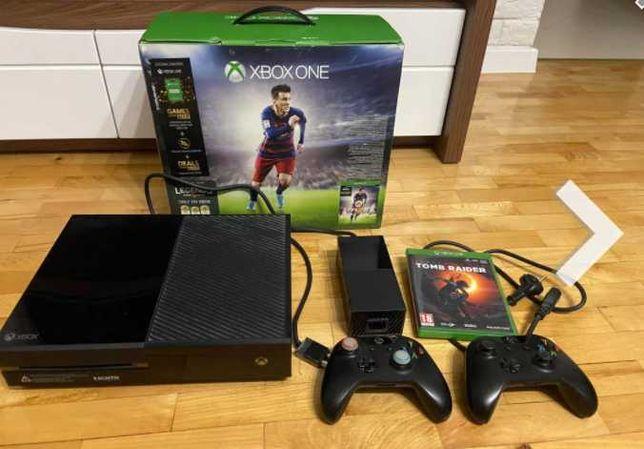 Konsola Xbox One SUPER STAN + GRA Shadow of TR