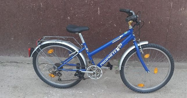 Производство Германия! Брендовый велосипед Prophete 24 колёса