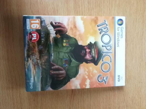 Tropico 3 PL gra PC nowa