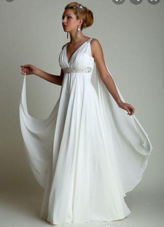 Продам свадебные платье