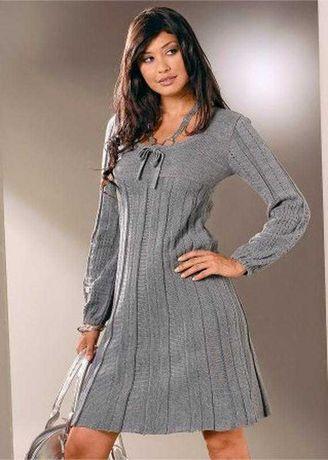 Платье тёплое Bonprix, размер L