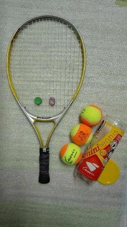 Raquete de tenis Junior + 1 oferta