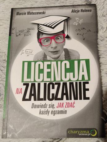 Licencja na zaliczanie - charyzma - Marcin Matuszewski i Alicja Holewa