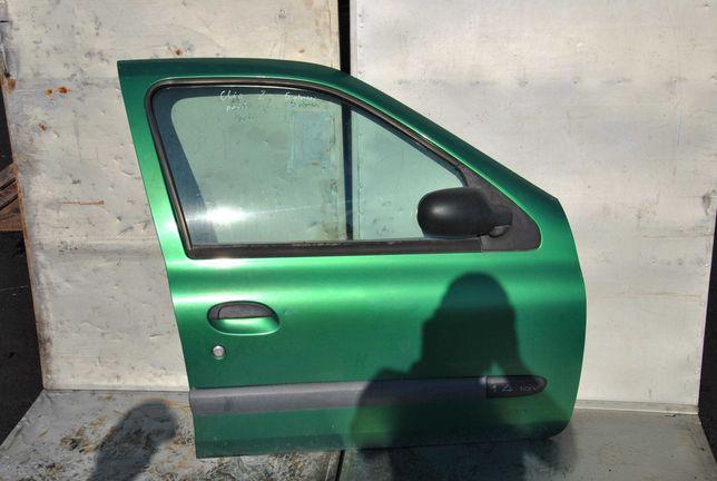 Drzwi prawy przód Renault Clio II