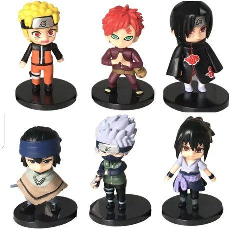 Conjunto 6 pcs Naruto (Portes Incluídos)