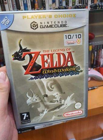 The Legend of Zelda Wind Waker Nintendo GameCube Game Cube UNIKAT Skle