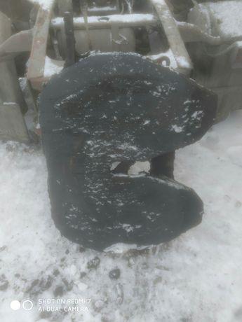 Седло от тягача ДАФ
