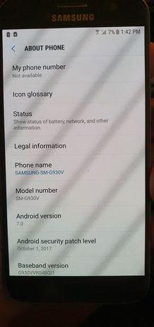 Samsung galaxy s7 Американец g930v