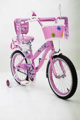 Велосипед детский для девочек RUEDA