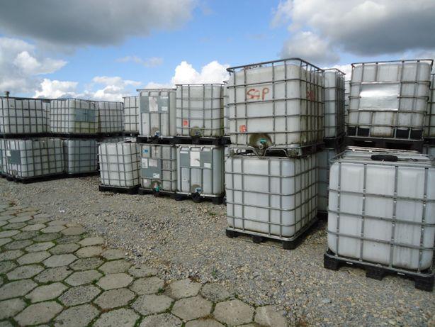 IBC zbiornik mauzer 1000L rsm woda