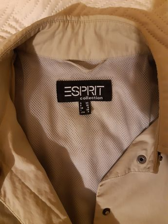 Płaszczyk, trencz Esprit