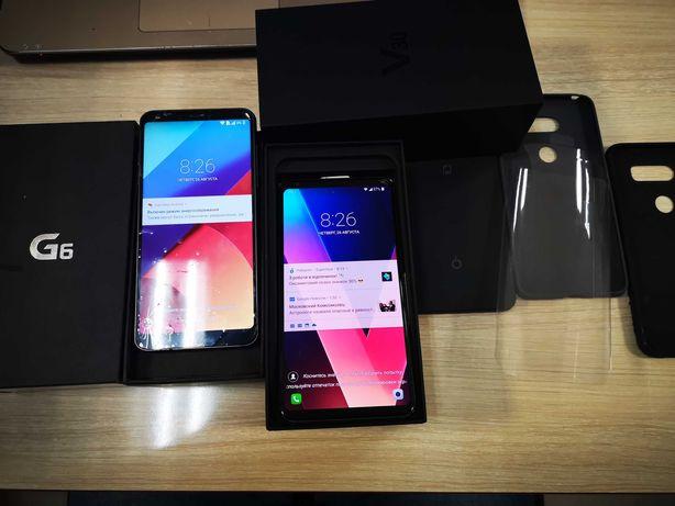 LG V30 LG G6 с треснутыми экранами