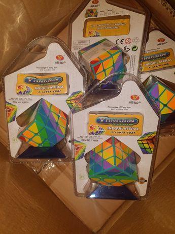 Кубик Рубика 3х3х3 Rainbow | Радужный кубик. Smart Cube.