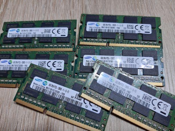 !!TESTOWANE!! Pamięć ram 8, 16GB DDR3, DDR3L, DDR4 PC3 SODIMM laptop