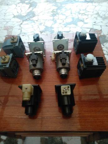 Электромагнит ЕмА 240/7,5 ЭмЛ1203 ЭМ10М Г24 В110В220 В380 Пневмоклапан