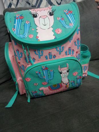 Plecak lama dla dziewczynki