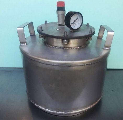 Автоклав нержавеющий 8 поллитровых 5 литровых