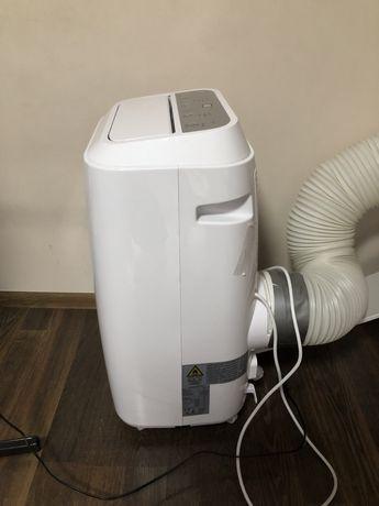 Klimatyzator bialy przenośny