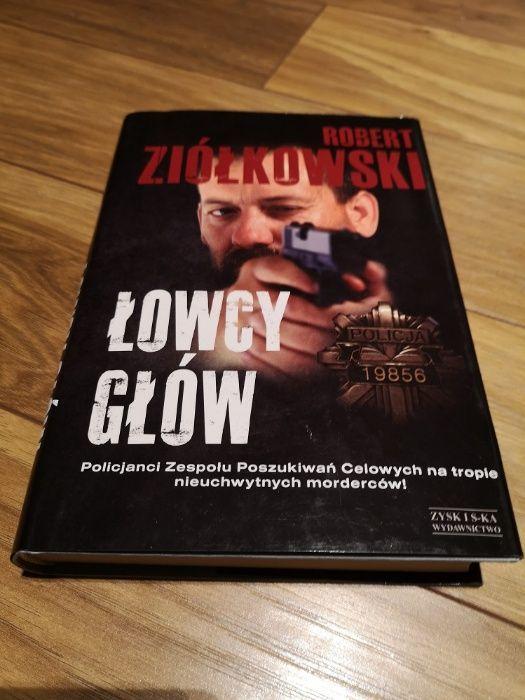Robert Ziółkowski - Łowcy głów (okładka twarda) Wrocław - image 1