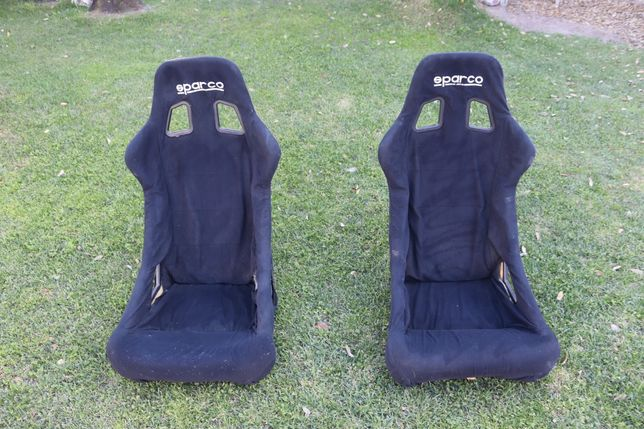 Bakers Sparco Sprint Junior