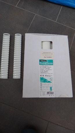 argolas encadern A/4 Lombada 45 mm branco NOVAS