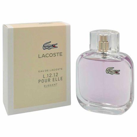 Perfumy   Lacoste   L.12.12   Pour Elle Elegant   90 ml   edt