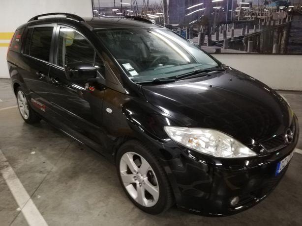 Mazda 5 MZR CD Sport 2.0 143 cv - Monovolume V V I - 7 lug - Nacional
