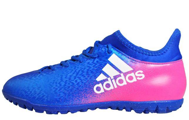 42 sapatilhas Adidas X TF Premium relva Astro Futebol