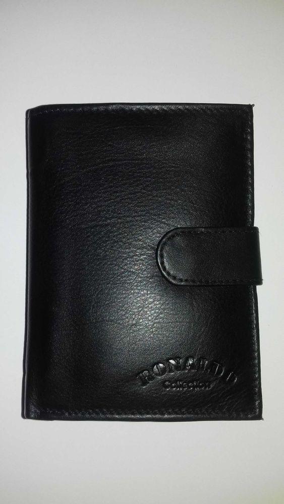 Męski portfel skórzany Nowy Nowy Dwór Mazowiecki - image 1