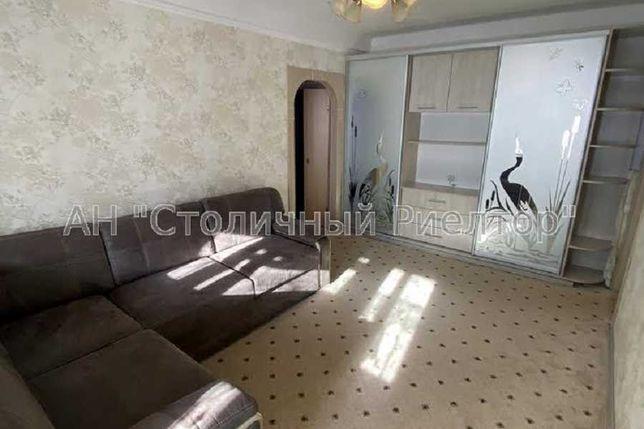 Долгосрочная аренда уютной 2-к квартиры, рядом с м. Дарница, пр-т Мира