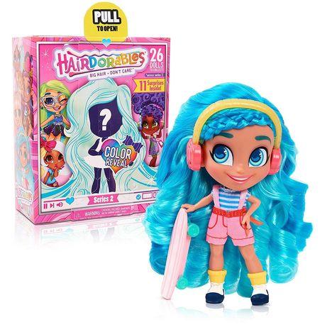 Продам куклу hairdorables(не LOL)оригинал