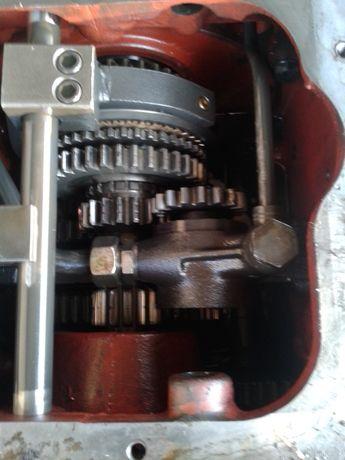 Skrzynia biegów wałki, koła zębate case international 844