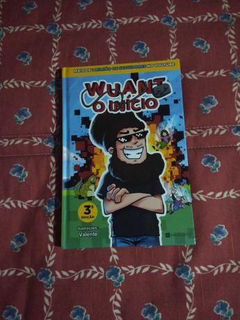 Livro Wuant o Inicio