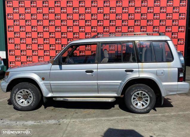 Viatura para PEÇAS Mitsubishi Pajero II 2.5 TD 95´