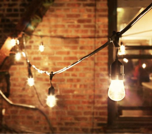 Luz estensao  grinaldas  LED  vende se para fetas
