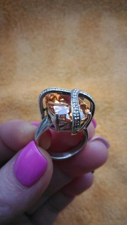 """Кольцо """"Корона"""", ручная работа, серебро 925 пробы,размер 18 (2000 руб)"""
