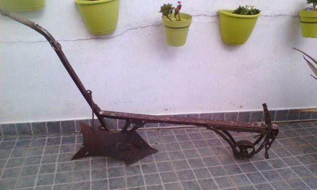 arado antigo  ou charrueco