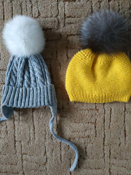 Шапка зимняя баф набор шапок. Кривой Рог - изображение 1