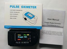 Контрольно-измерительный прибор на палец , Пульс.Оксиметр