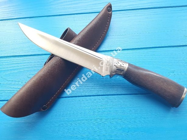 Нож охотничий кленовый листок