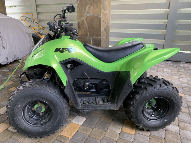 Квадроцикл Kawasaki KFX90